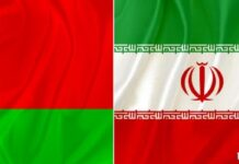 Iran, Belarus to Hold 15th Meeting of Joint Commission