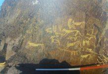 اكتشاف نقوش أثرية عمرها 5 آلاف عام في ايران