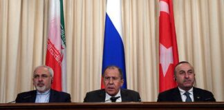 Russia, Turkey Blast Foreign Attempts to Meddle in Iran's Affairs