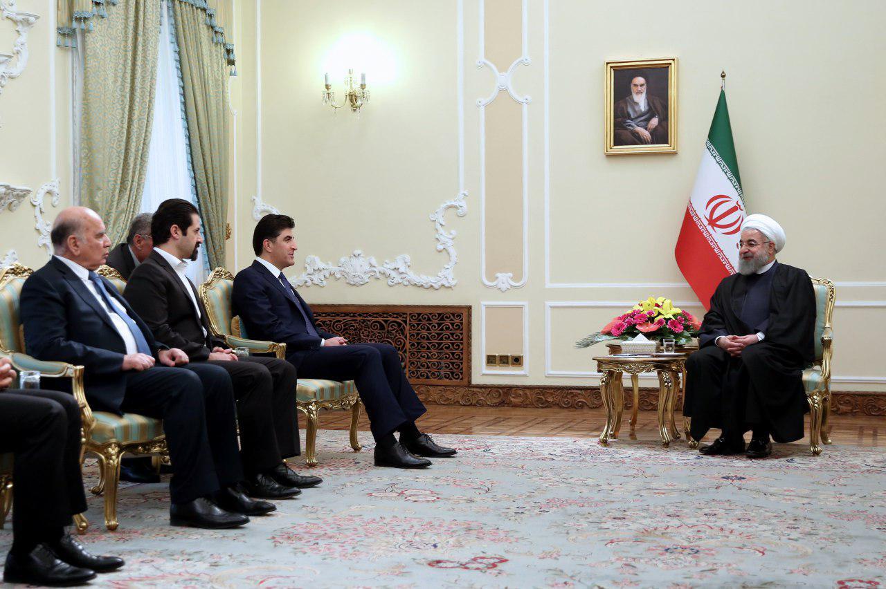Iran, Iraqi Kurdistan Call for Closer Trade Ties