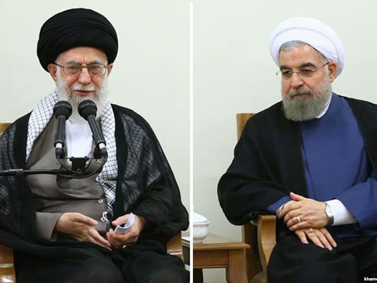 Iran Leader, President Offers Condolences over Plane Crash