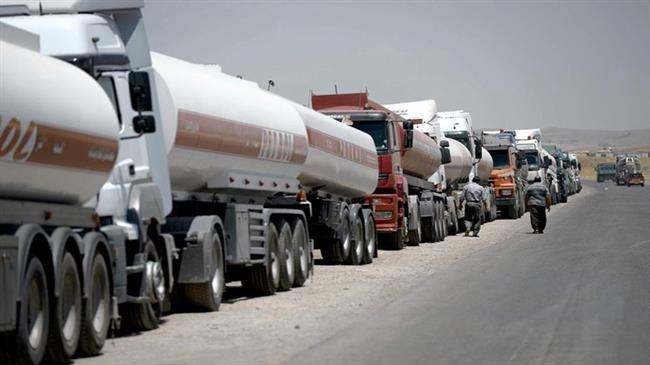 Oil Swap Deal between Iran, Iraq Delayed over Safety Issues