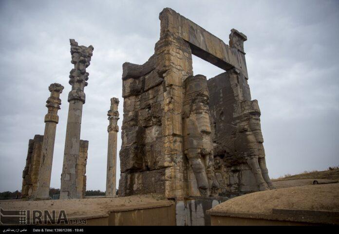 Iran, Austria Seal Deal to Restore Persepolis Ancient Complex