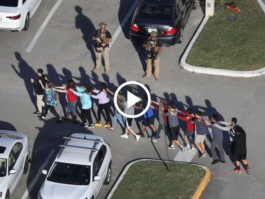 Gunman Kills At Least 17 at Florida High School
