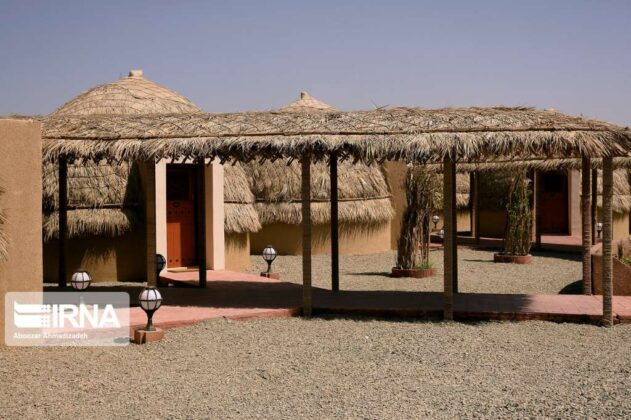 Joy of Checking into Iran's First Mud-Hut Hotel