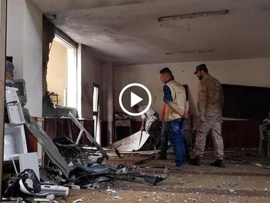 Two dead in Libya's Benghazi mosque attack