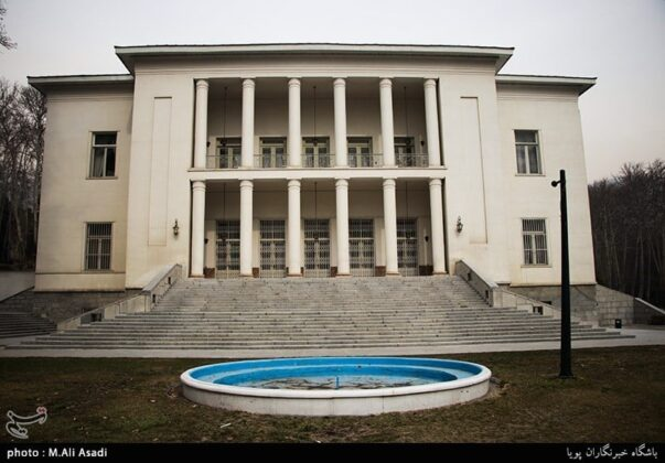 Museum of Nations Art in Tehran