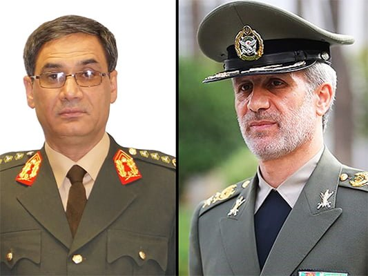 Iran's defense minister says United States trying to transfer Daesh to Afghanistan