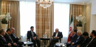 Erbil Developing New Protocol to Promote Ties with Tehran: PM