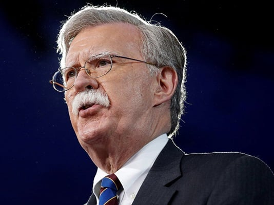 'Bolton Thinks N. Korea is Buying Time to Develop Missiles'