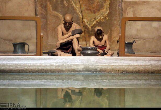 Ganjali Khan Bathhouse, Kerman, Iran