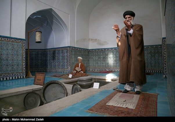 Ganjali Khan Bathhouse