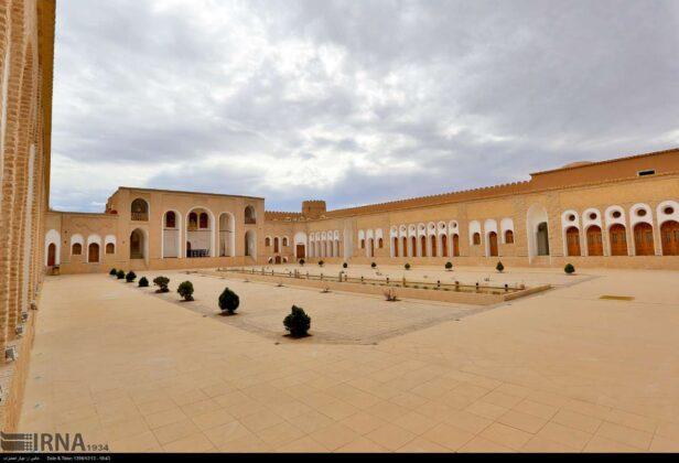 Haj-Agha Ali House; Historic Masterpiece in Heart of Iranian Deserts