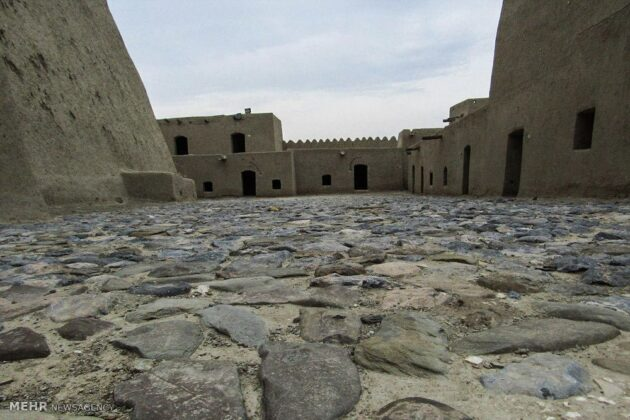 Iran's Beauties in Photos: Ancient Castle of Seb