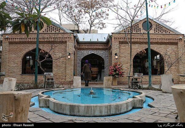 Negarestan Garden, Baharestan, Tehran