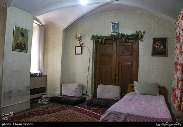 Parvin Etesami's House, Bahrestan, Tehran