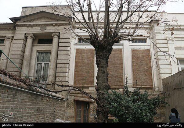 Parvin Etesami's Historical House, Bahrestan, Tehran