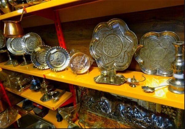 Nickel Silver Crafts; Traditional Art in Western Iran
