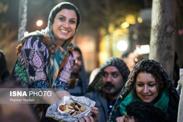 Spoon-Banging; Persian Ancestor of Trick-or-Treating