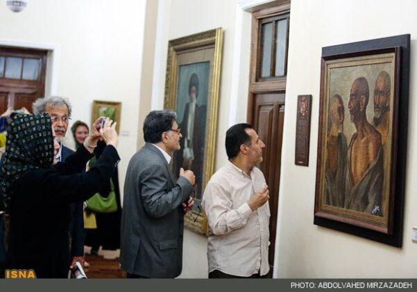 Kamal-ol-Molk School; Museum of Qajar Art in Downtown Tehran