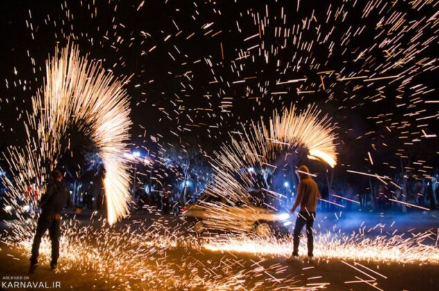 Chaharshanbe Suri (Fireworks Wednesday)