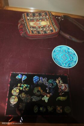 House of Top Iranian Poetess in Tabriz