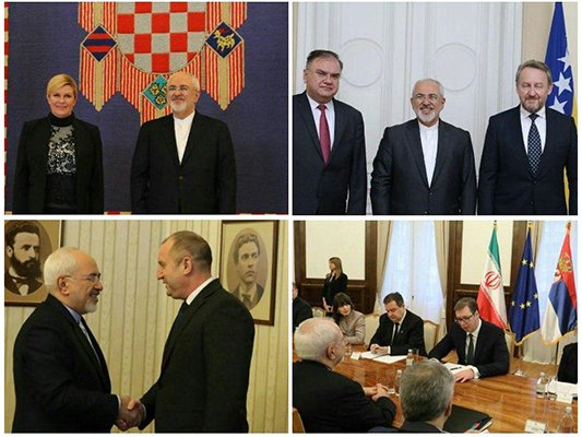 Iran FM's Tour of Balkans to Boost Non-Oil Exports