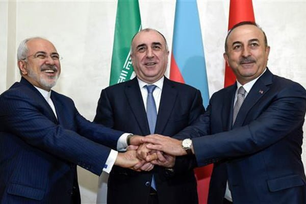 Azerbaijan, Turkey, Iran, Georgia vow to enhance solidarity and cooperation