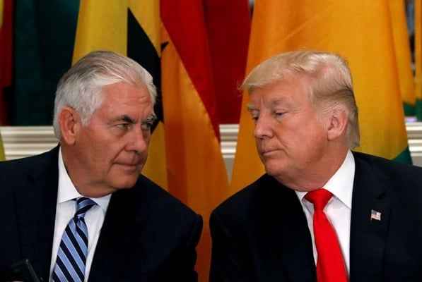 Tillerson sacking shows Trump finding his feet in office