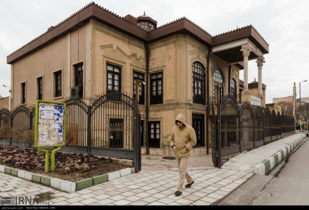 Zolfaqari Mansion, Zanjan, Iran