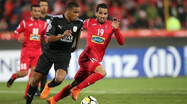 Iran S Persepolis Esteghlal Advance To Acl Knockout Stage As Table Toppers