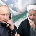 Iranian, Russian Presidents Discuss Karabakh Conflict