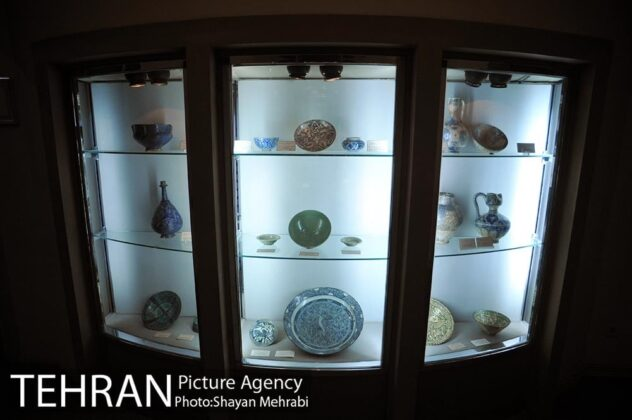 Abgineh Museum; An Exhibition of Medieval Glass Works