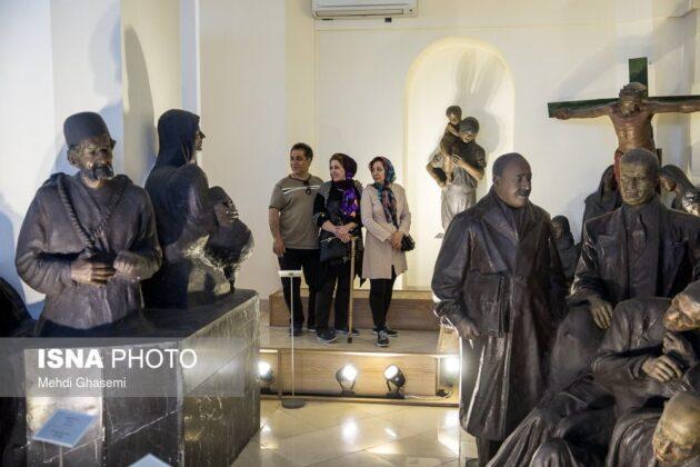 San'ati Museum in Tehran