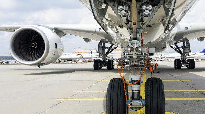 A320 Systems Landing gear