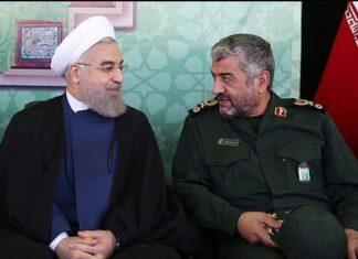 Iran President Strikes Conciliatory Tone towards IRGC