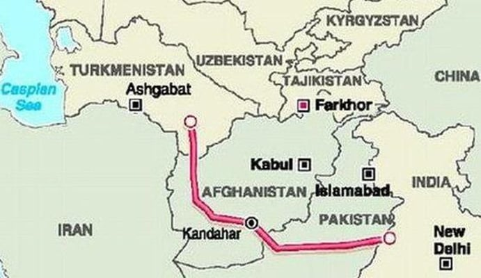 riyadh to fund taliban to protect tapi gas pipeline - Tapi