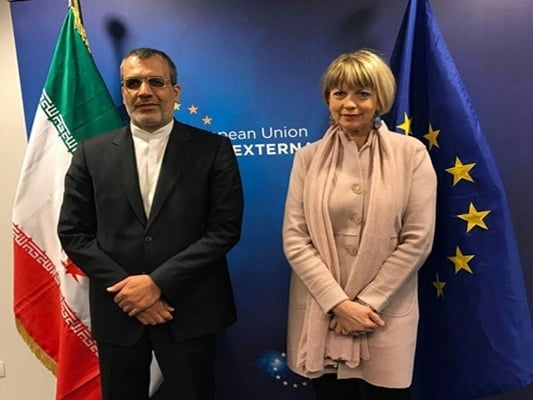 Iran Discusses Yemen Crisis with European Officials