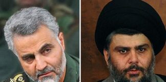 General Soleimani Likes Muqtada al-Sadr Very Much: Iran Envoy