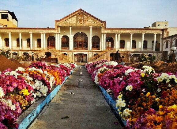 Amir Nezam Garousi Mansion, Iran