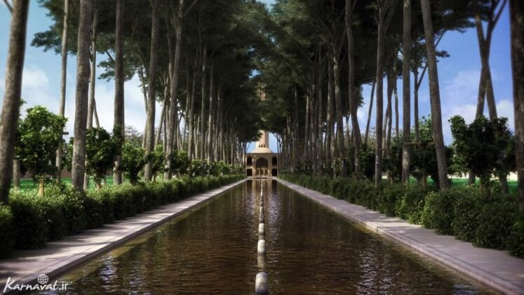 Dowlatabad Garden: Jewel of Persian Architecture