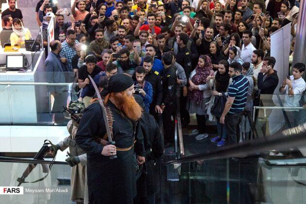 Картинки по запросу ISIS in tehran mall