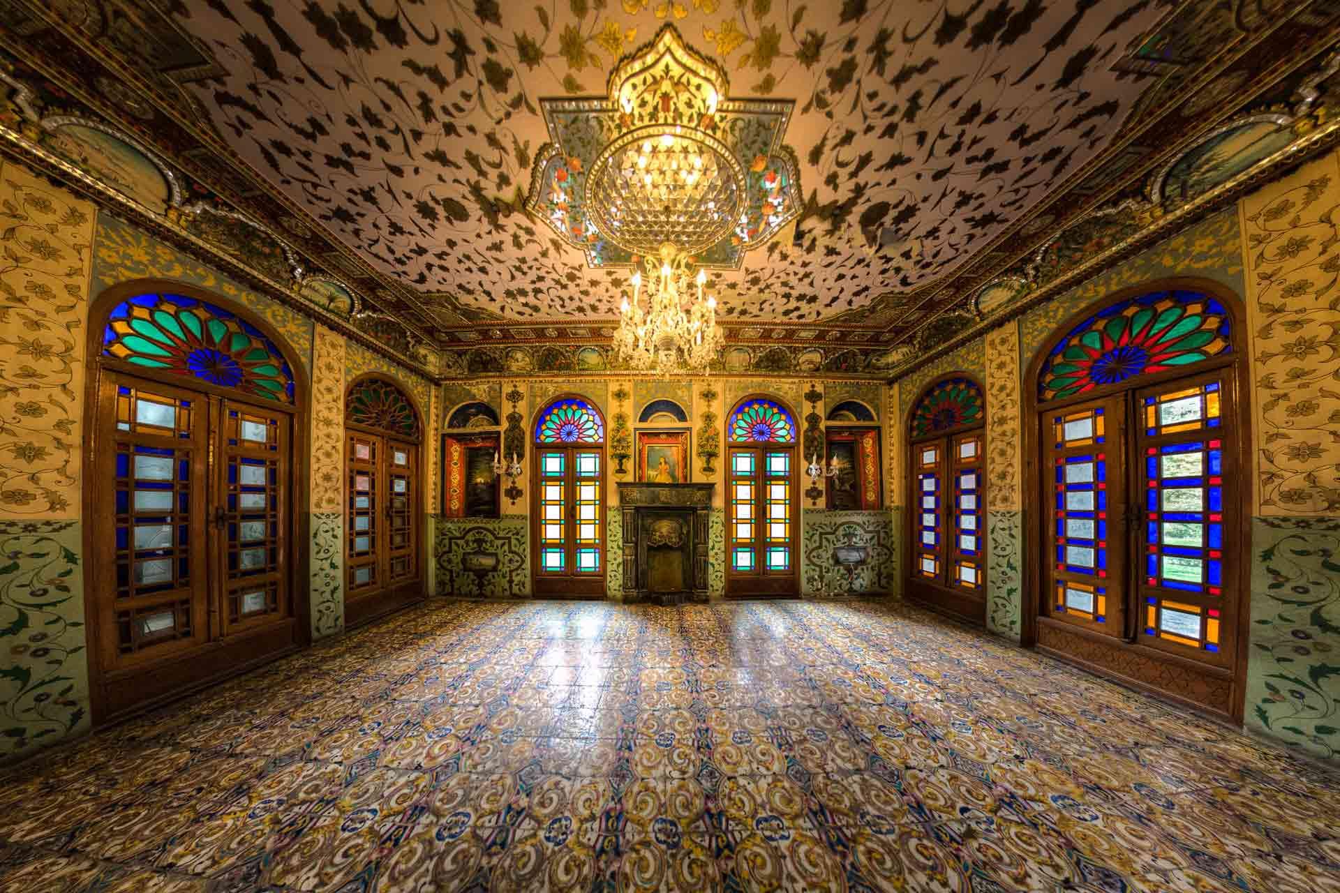 Golestan Palace-Museum, Tehran