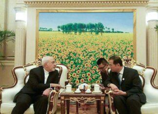 FM Zarif in China to Discuss Iran Nuclear Deal