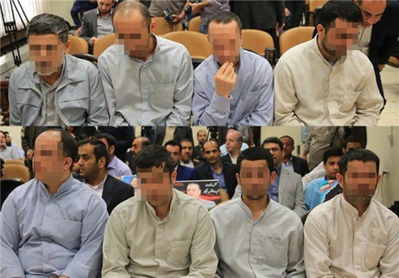 8 accomplices in Daesh attacks on Iranian parliament get death sentence