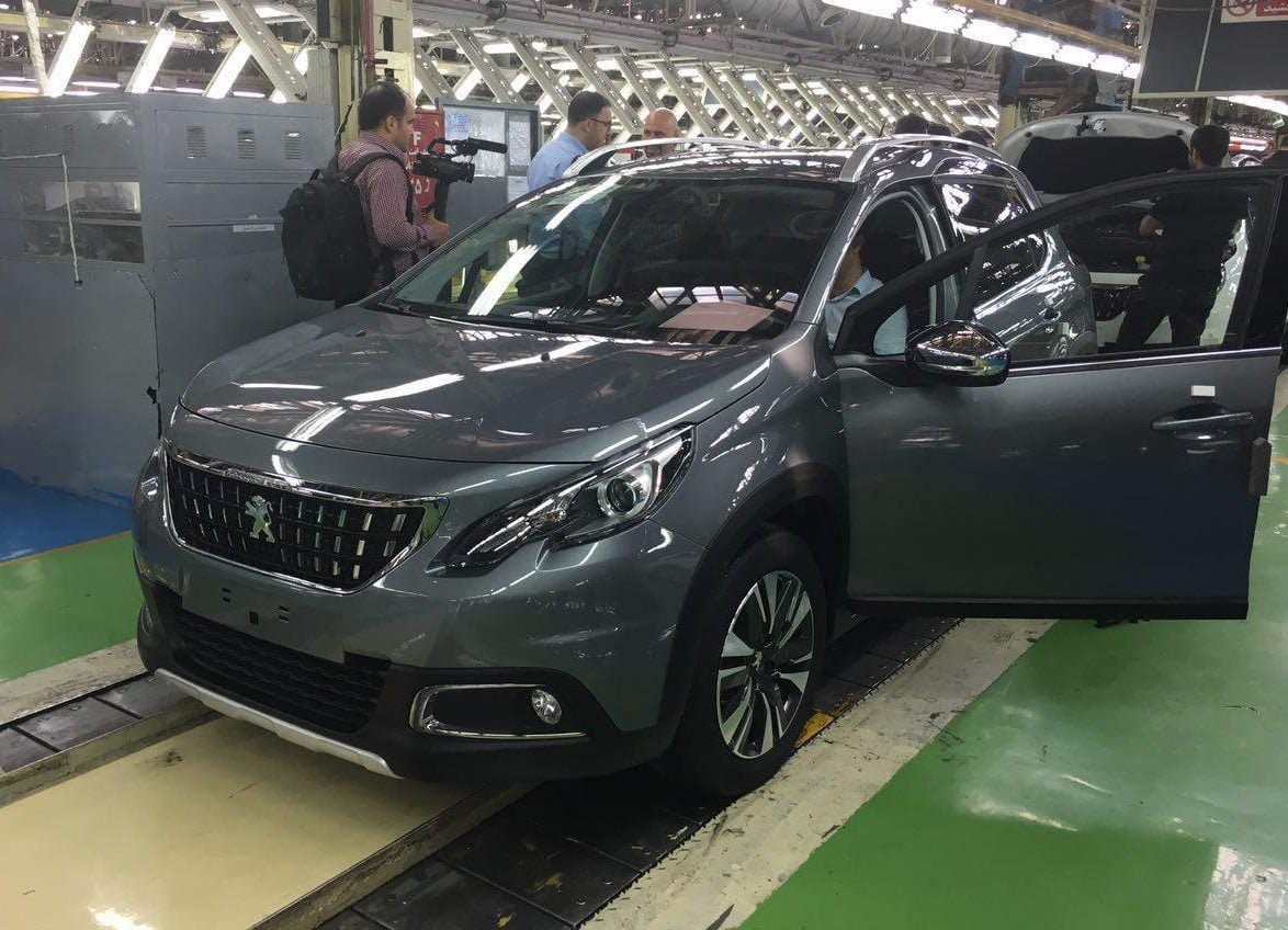 Car Manufacturers Coming Back To Us Mail: European Car Manufactures To Remain In Iran Despite US Bans