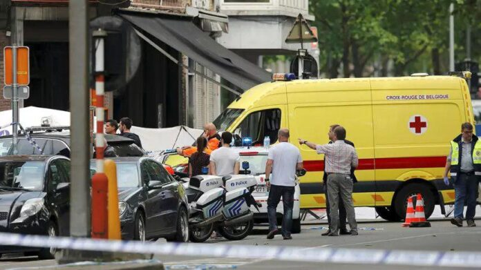 Four Killed in Suspected Terrorist Attack in Belgium