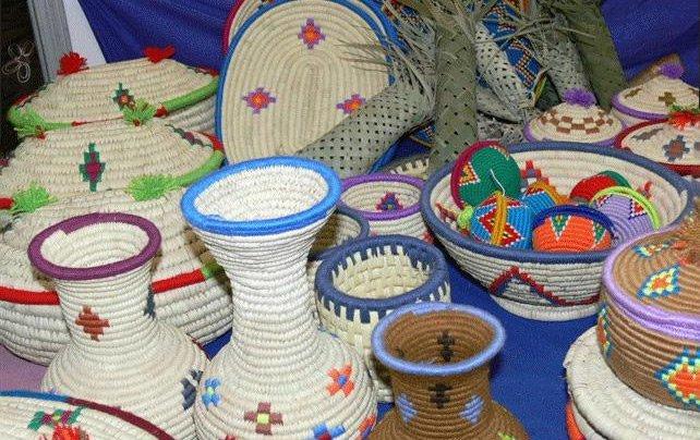 Iran Exports First Shipment Of Mat Handicrafts To Qatar Uae