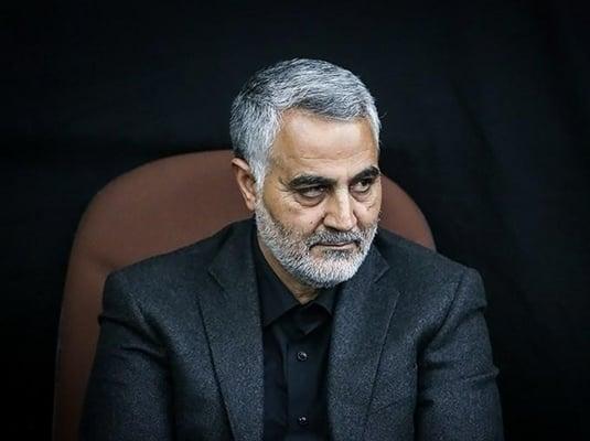 General Qassem Soleimani