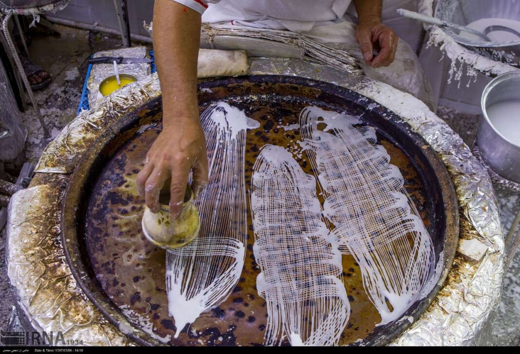 Greasy Cookie of Northern Iran